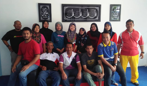 Gotong-royong  To Implement  Workplace Quality System (5S)